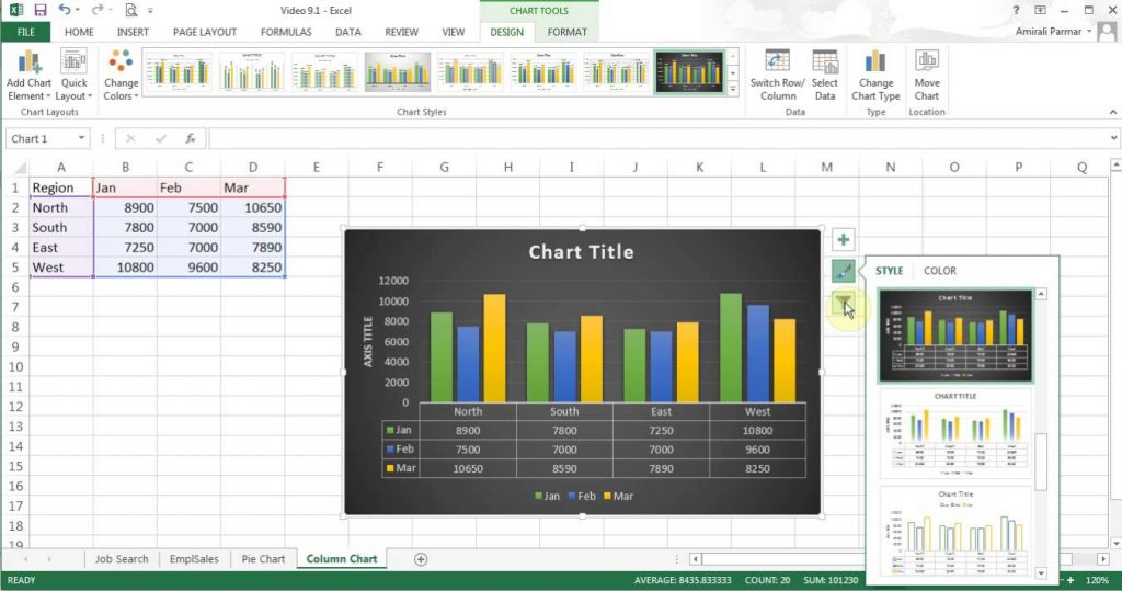 Microsoft Excel Skills Assessment and Screening Test
